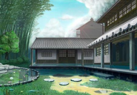 Guyeva kuća 3b4008d797f6b5075dff4f2550773cc4--anime-scenery-japanese-house