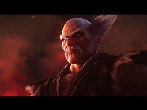 1/30/17 - Tekken 7 New Release Date & Rage and Sorrow Story Trailer Release/Heihachi Analysis #gaming #tekken #myopinion #fightinggame