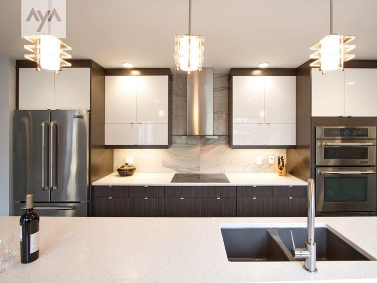 Attractive AyA Kitchens | Canadian Kitchen And Bath Cabinetry Manufacturer | Kitchen  Design Professionals   Manhattan Slate Photo