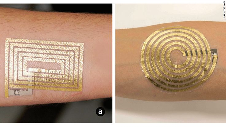 This tattoo that controls a smartphone may be a glimpse of the future - Aug. 15, 2016