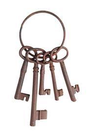 Öntöttvas kulcskarika dekoráció antik barna színben.Méretek: magasság 22 cm szélesség: 9 cm mélység: 2 cmSúlya: 0,4 kg