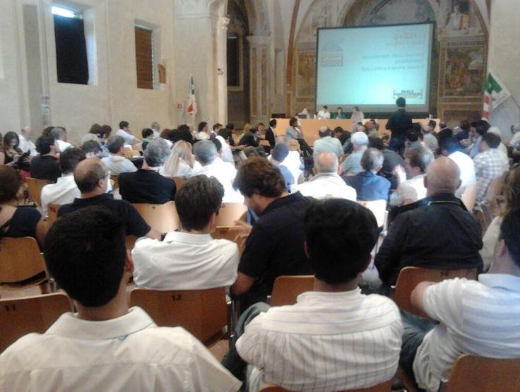 """Ringraziamo i 357 """"entusiasti"""" che in una splendida giornata domenicale il 30 giugno, contro ogni """"ragionevolezza"""", si sono ritrovati ad Abbiategrasso - Milano a parlare e fare politica per un giorno intero.  Grazie a tutta l'Italia viva.  Al prossimo appuntamento!"""