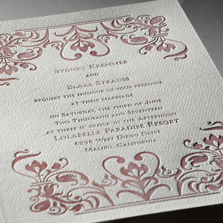 16 Best Images About Wedding Invitation Wording Etiquette On Pinterest