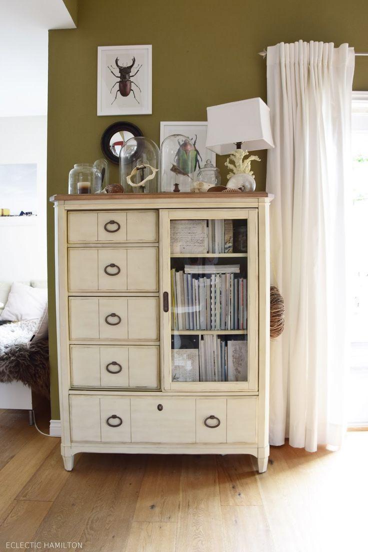 Mein wohnzimmer teil 2 neu gestaltet highboard for Wohnzimmer einrichten dekorieren