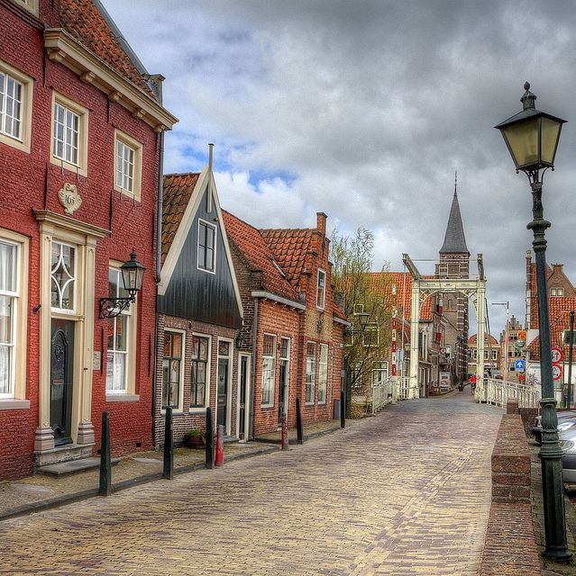 Edam; NW of Netherlands