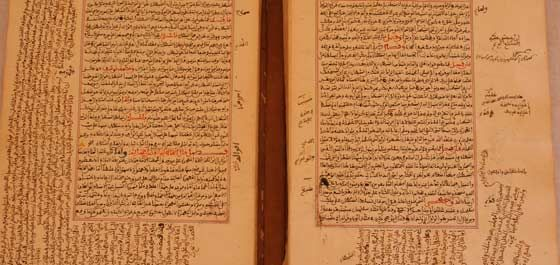 Editing service for manuscripts of timbuktu