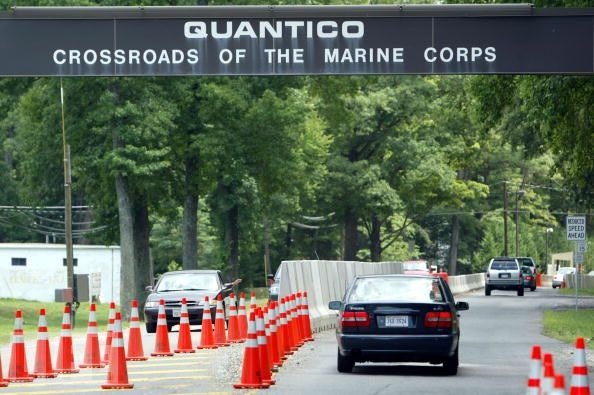 Quantico, VA  Was there for my brother's graduation from OCS (USMC)