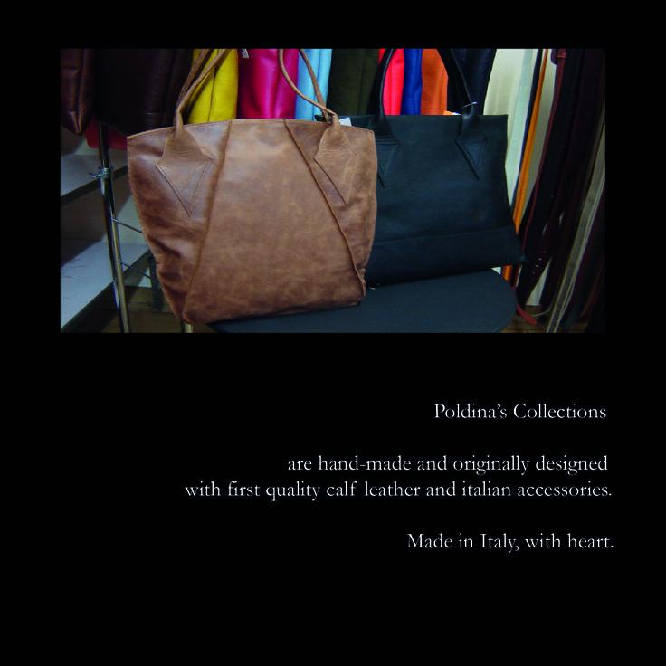 Borsetteria Poldina Catalogo Collezioni (chiusura) @STUDIO389C Online & Offline vicenza