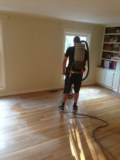 best 20+ hardwood floor refinishing cost ideas on pinterest | cost