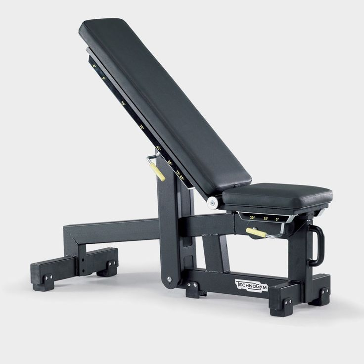 PURE STRENGTH - ADJUSTABLE BENCH