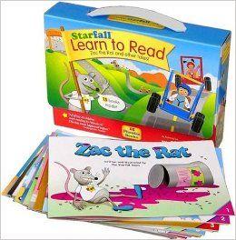 Learn to Read: The Starfall Team, Starfall: 9781595770004: Amazon.com: Books