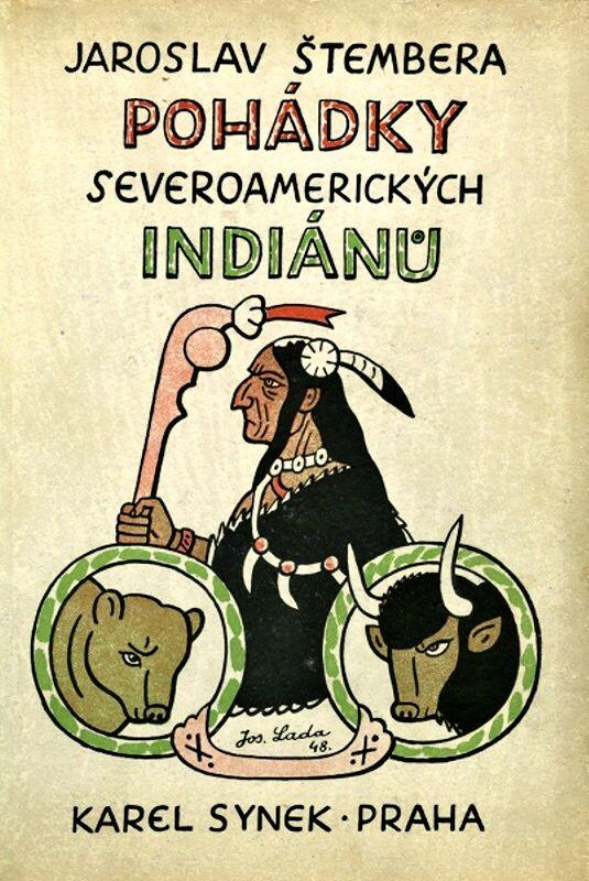 Pohádky severoamerických Indiánů (mj)