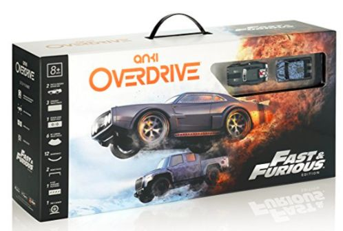 ANKI OVERDRIVE FAST & FURIOUS EDITION Inspired by the