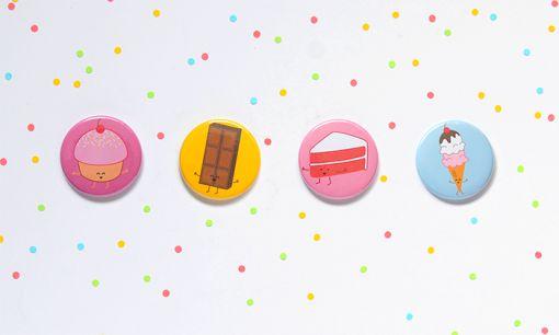 Sweet Button Set