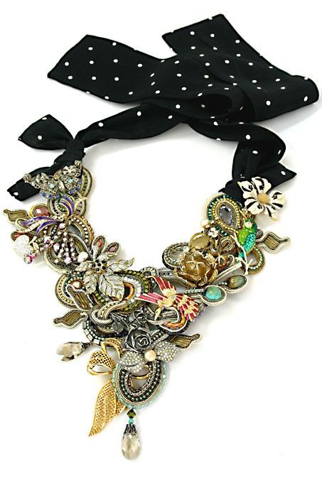 Dori Czengeri  Eden necklace