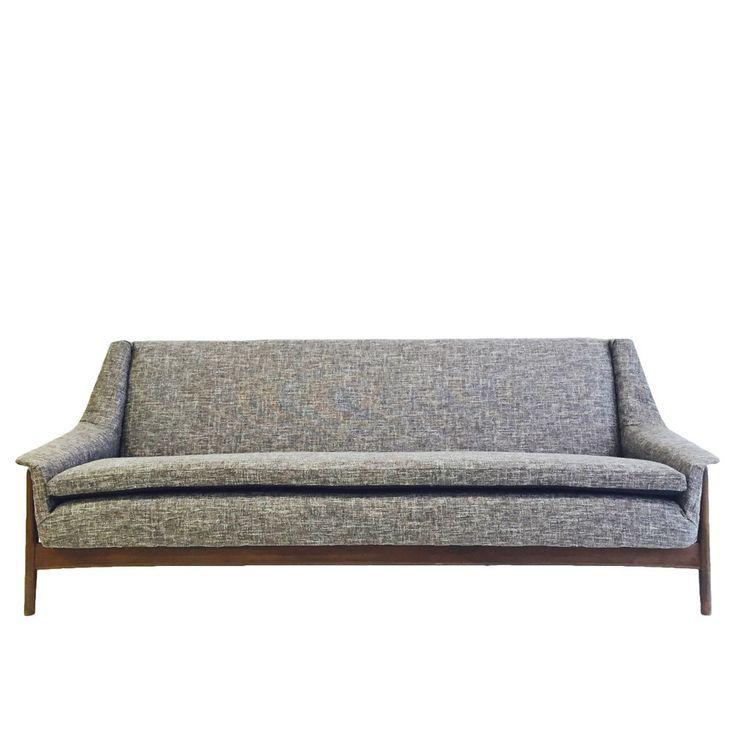 Folke ohlsson sofa for dux newly upholstered 1895 for Sofa 0 interest