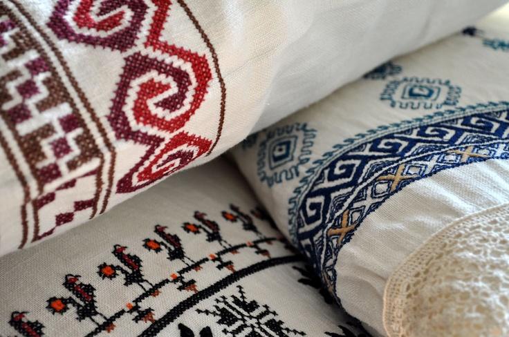romanian pillows