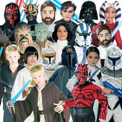 Costumi Star Wars - Guerre Stellari - Regali per bambini