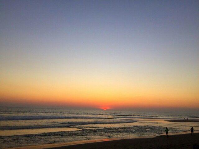 Sunset at La Laguna, Bali