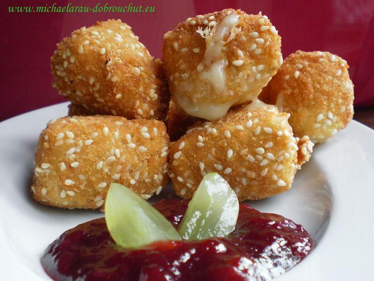 Dobrou chuť: Hermelín se švestkovým čatní