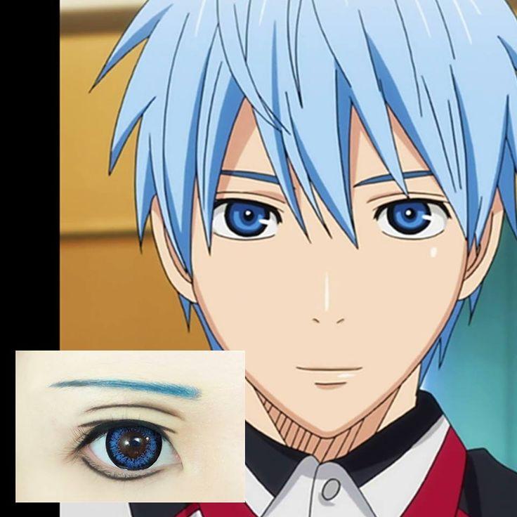 Kuroko from Kuroko's Basketball - 19 Anime Make Up Tutorials to Change How You Cosplay Forever
