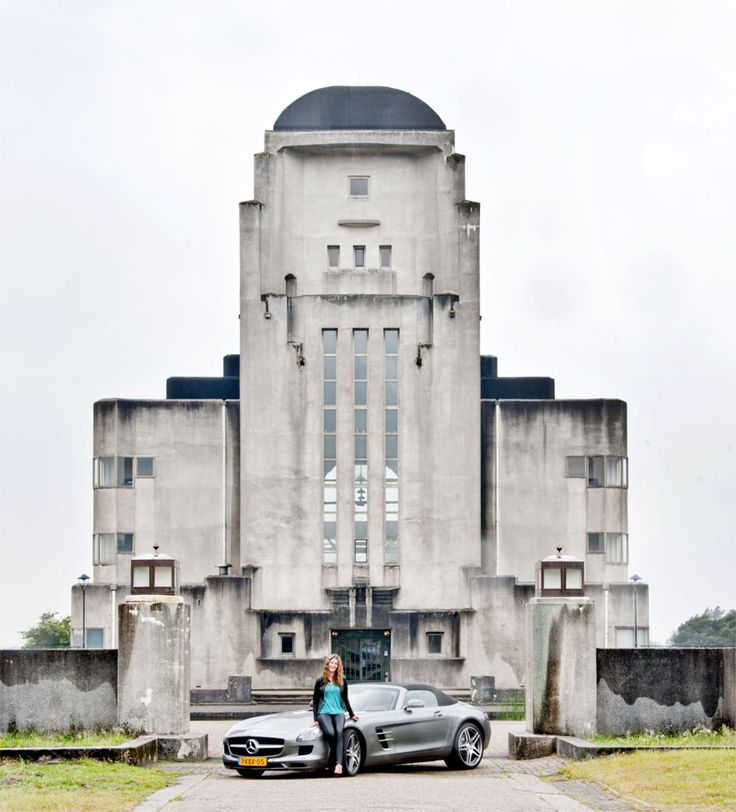 Automeisje @ Radio Kootwijk