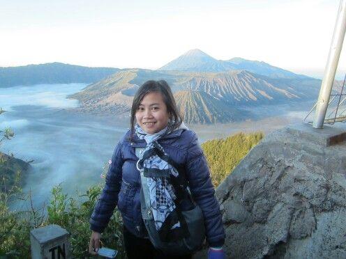 Bromo mountain,indonesia