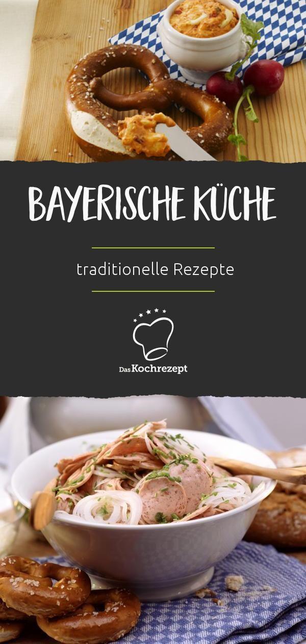 Die Bayerische Küche | Brotzeit | Rezepte, Bayerische küche ...