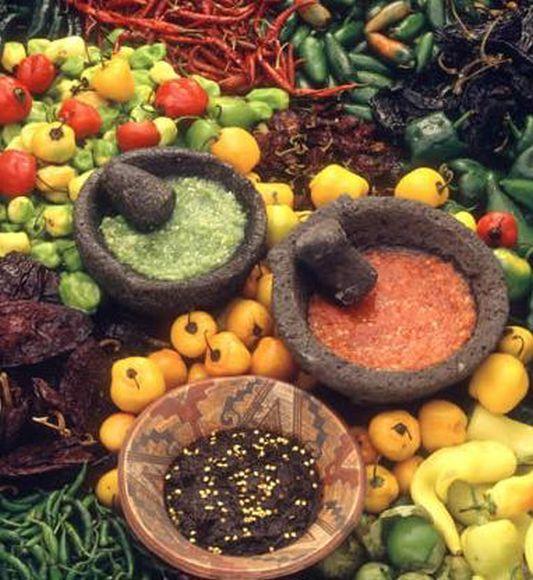 El Gran Sabor de las Salsas Mexicanas.