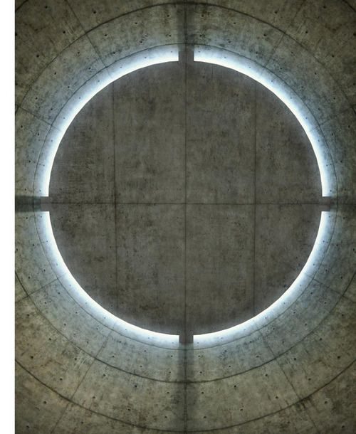 Tadao Ando. UNESCO Meditation Space.