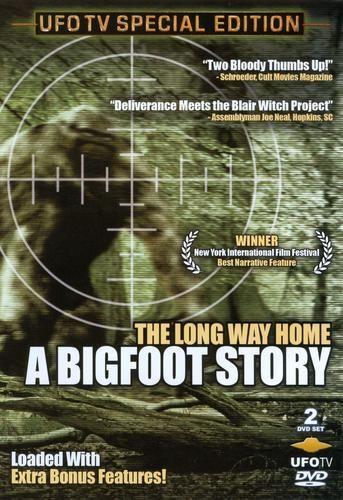 The Long Way Home: A Bigfoot Story [DVD] [English] [2008]