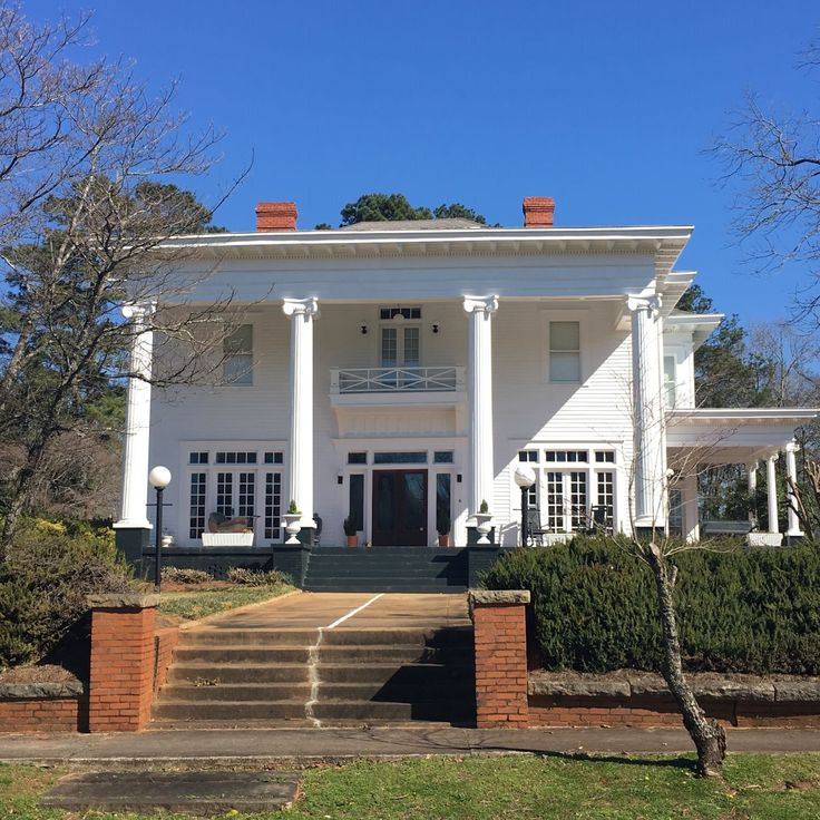 Monticello, GA - Great Old Homes In 2020