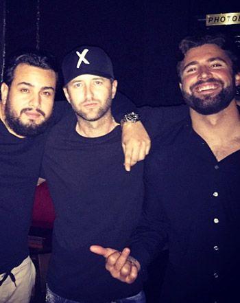The Hills Stars Brody Jenner, Spencer Pratt, Frankie Delgado Reunite - Us Weekly