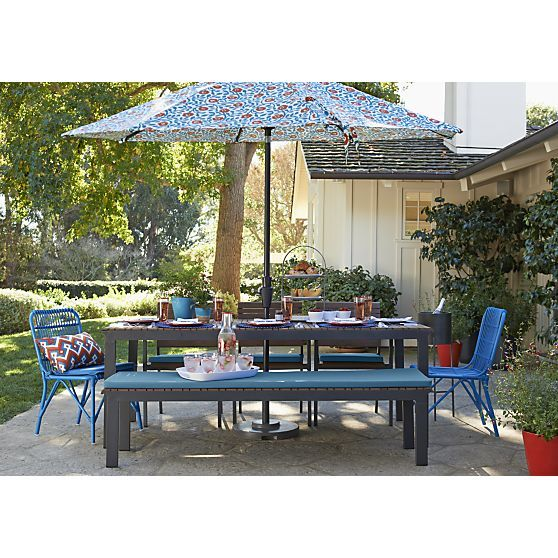 Rocha Rectangular Dining Table Chairs Outdoor dining  : 3b40d2ee4e5ad8b518274ba7ebdc3ab9 from www.pinterest.com size 558 x 558 jpeg 78kB