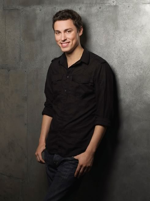John Francis Daley (Lance Sweets) I was just starting to finally like him and then they bump him off.