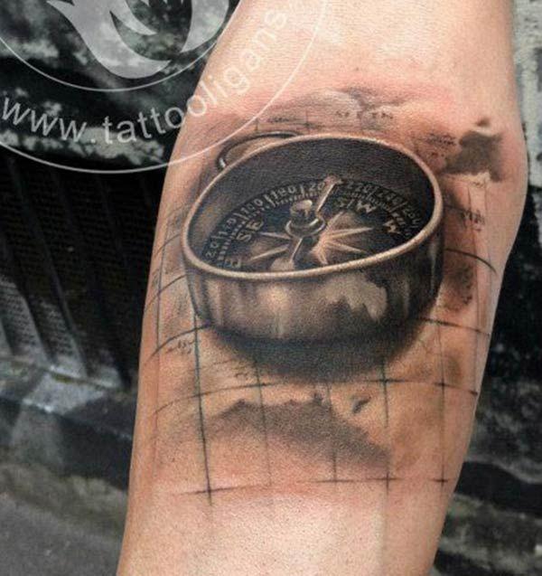 tatouage carte et boussole recherche google inspiration tattoo pinterest encre hommes. Black Bedroom Furniture Sets. Home Design Ideas