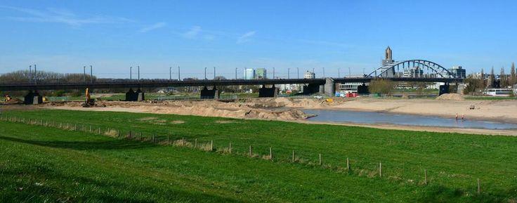 Groene rivier krijgt echt al een andere andere aanblik. #meinerswijk #ruimtevdrivier pic.twitter.com/HWnPmvINdI