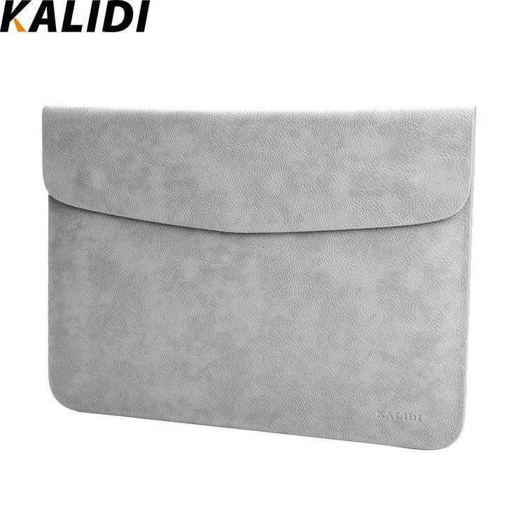 "KALIDI Laptop Sleeve Bag Case Pouch Cover for 11 13 Inch Macbook Air 12"" Macbook 13"" 15"" Macbook Pro Retina Ultrabook Notebook"