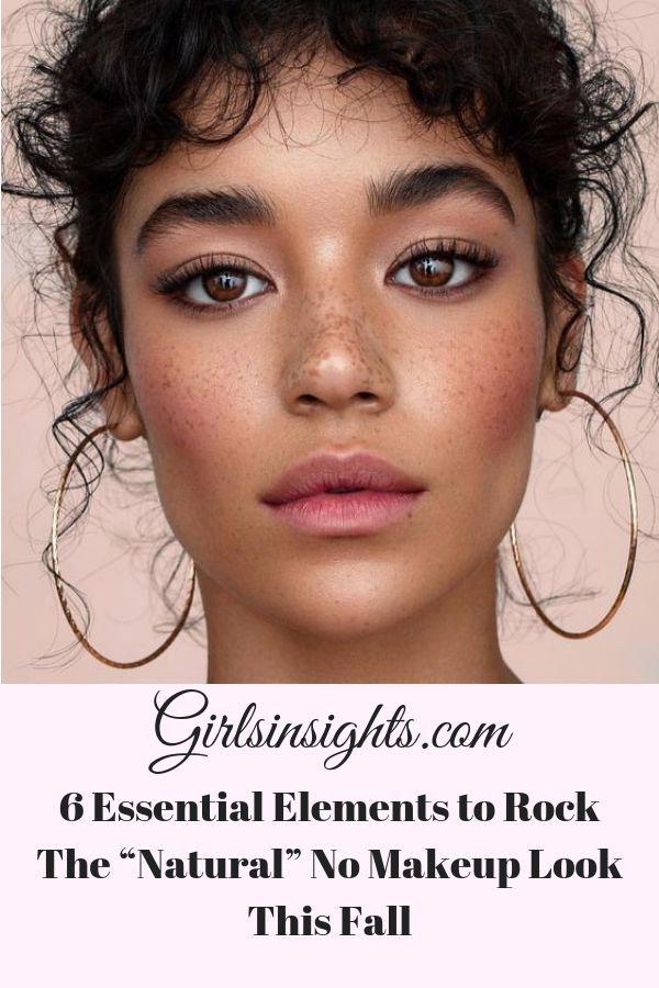 No Makeup Natural Look