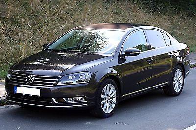 Volkswagen Passat 1.6 TDI BlueMotion Technology Highline als Limousine in Nürnberg