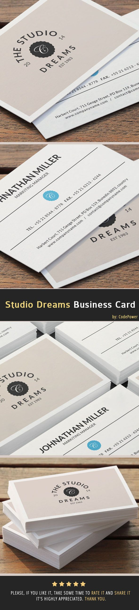 484 Best Business Cards Inspiration Images On Pinterest Carte De
