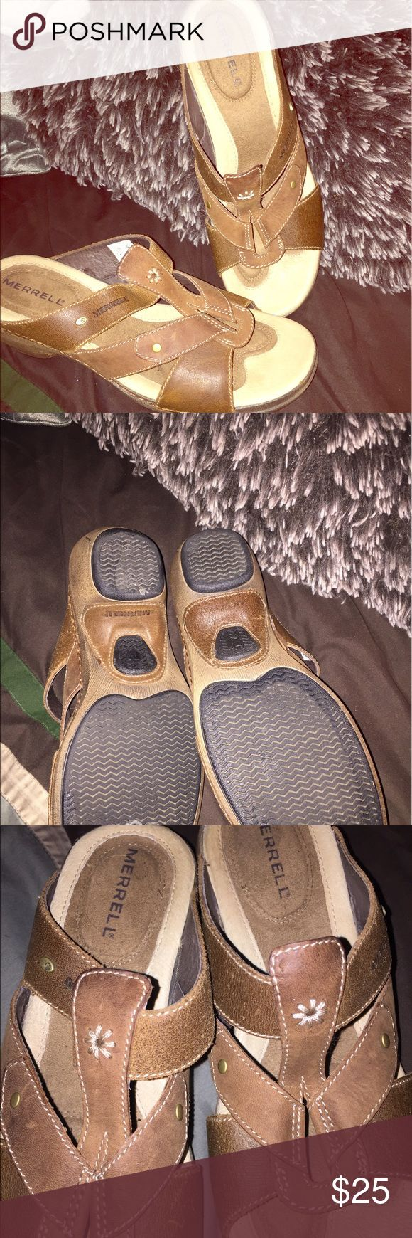Merrell sandals Great shape and so comfortable. Merrell Shoes Sandals