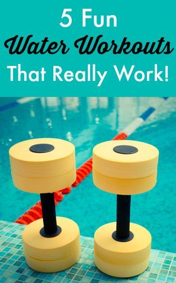 Fun Ways to Dive In to Aquatic Exercise :http://healthylife4ever.review/fun-ways-to-dive-in-to-aquatic-exercise/