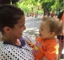 Taís Paranhos: Foto de bebê com Síndrome de Down é alvo de ofensa...