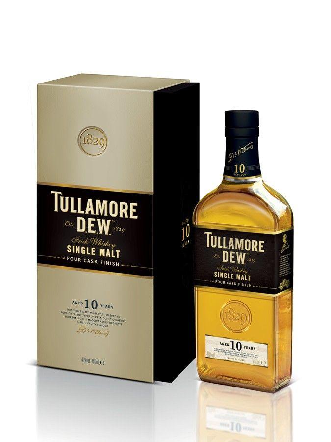 TULLAMORE DEW 10 ans Single Malt
