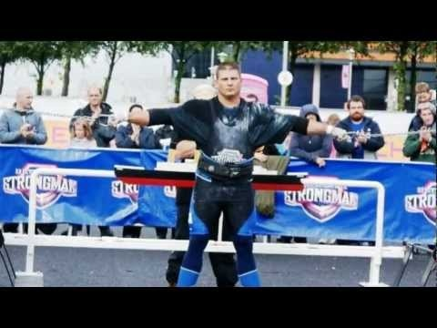 Parisi Program Director Chad Coy, finished 2nd in the 2012 Masters World's Strongest Man - Parisi ClubFitness24