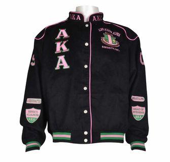 AKA Nascar Jacket
