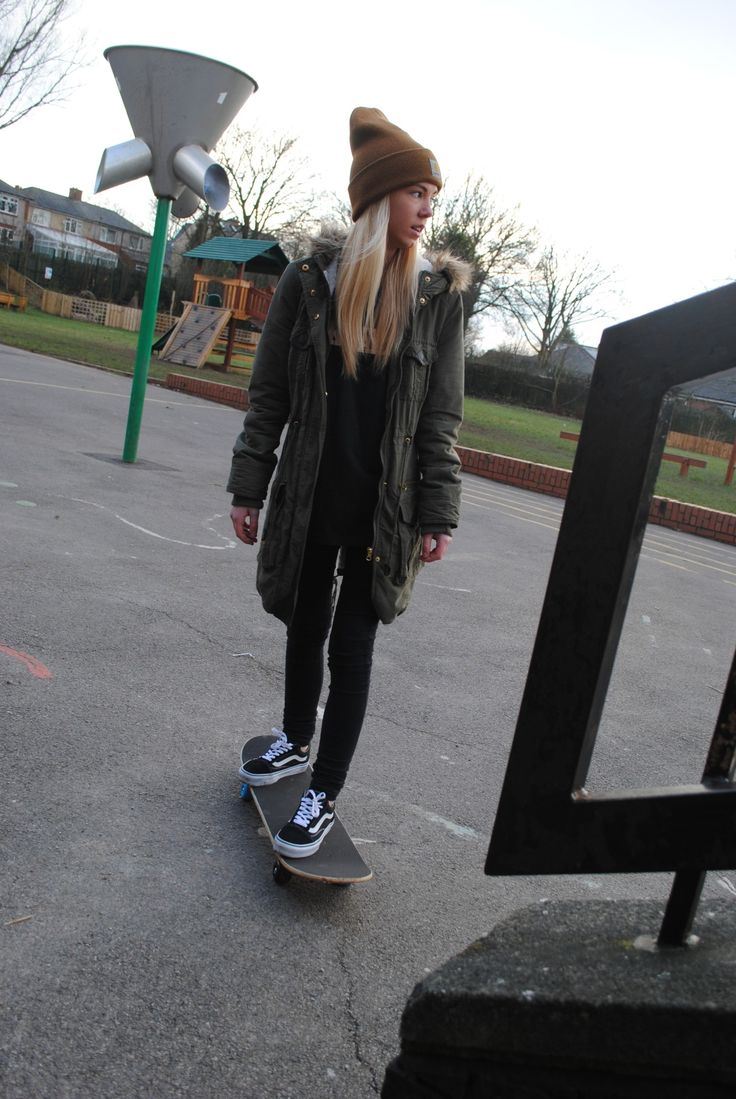 Skater Girl Outfits Tumblr Images