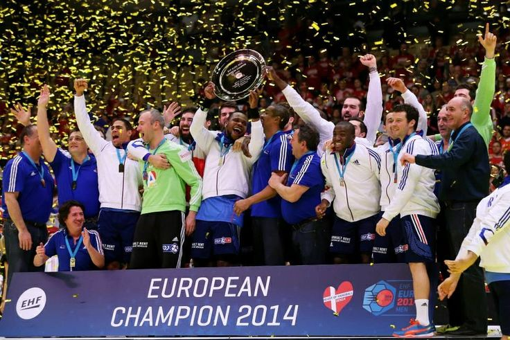France Champions! EURO 2014