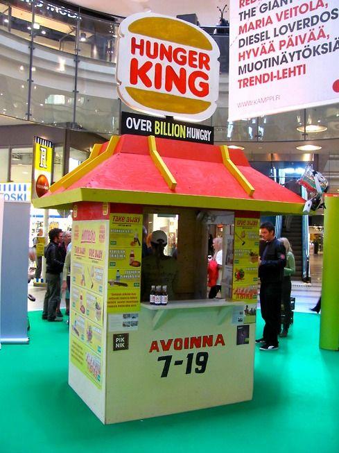 Hunger King - Jani Leinonen